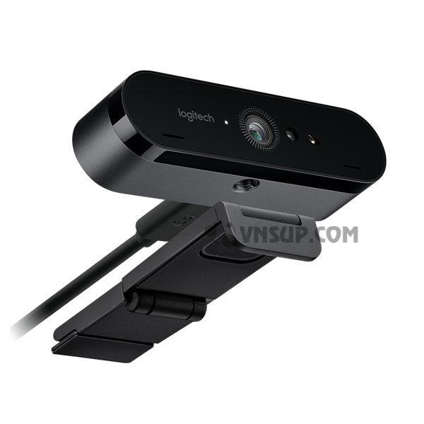 Webcam Logitech Brio Ultra HD Pro