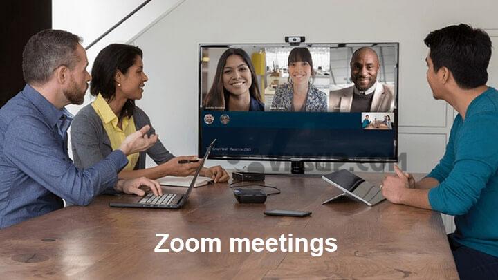 hội nghị trực tuyến (teleconference) là gì?