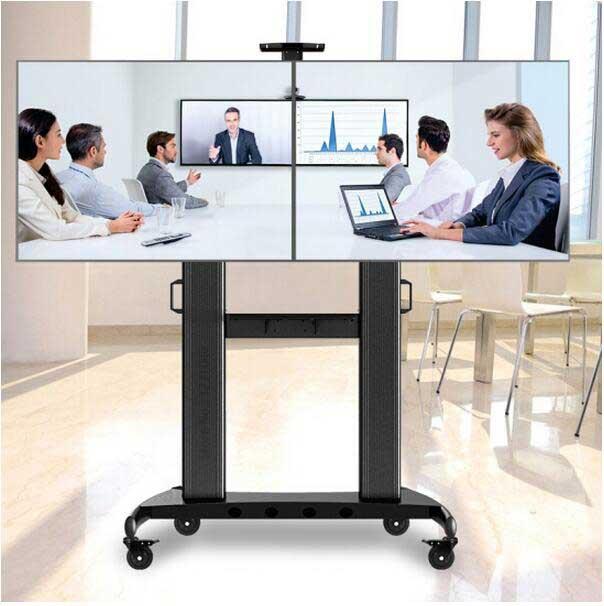 Giá treo TV di động AVT1800-60-2A  40   60 inch