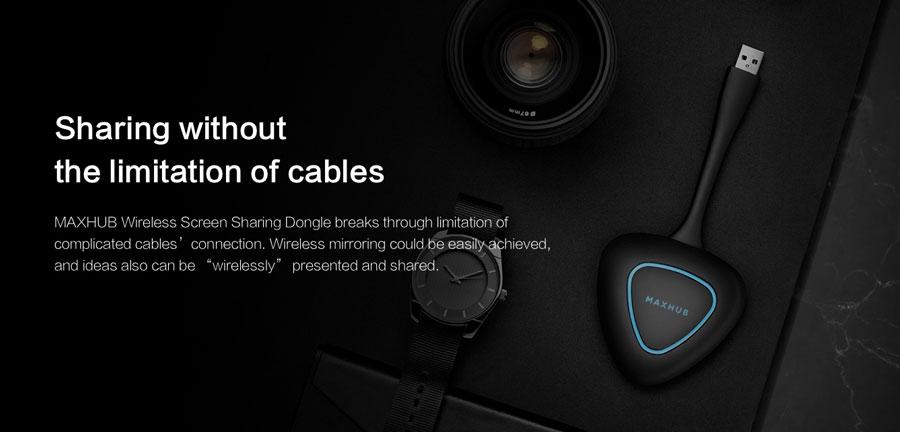 MaxHub Wireless Dongle WT01A