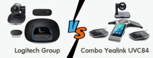 So sánh Logitech Group với Combo Yealink UVC84 + CP960