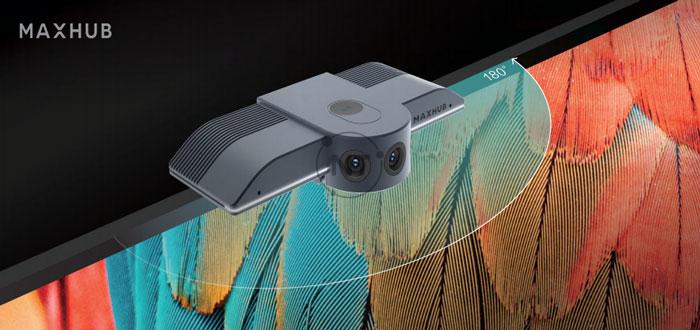 MAXHUB UC M30 là một trong những Webcam thế hệ mới
